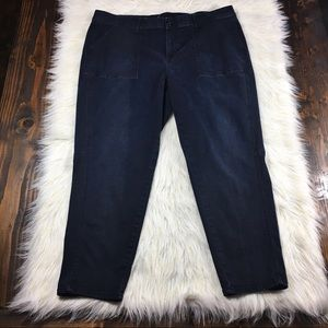 Lane Bryant Size 24 Skinny Jeans